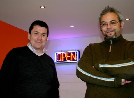 Nigel Rowlson - Managing Director and Shaun Friend - Creative Director